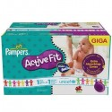 352 Couches Pampers Active Fit Pants taille 4 sur Sos Couches