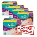 512 Couches Pampers Active Fit Pants taille 4 sur Sos Couches