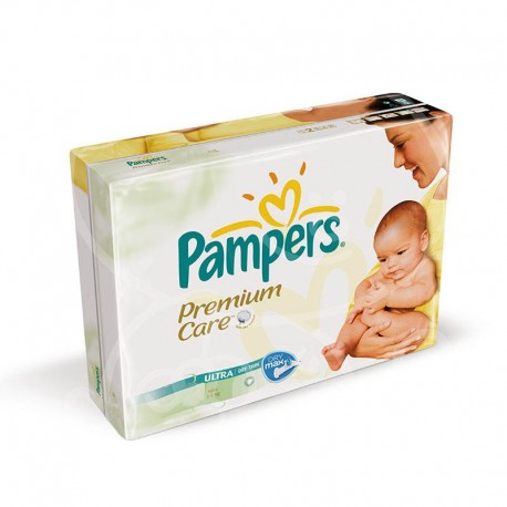 176 Couches Pampers Premium Care 1 sur Sos Couches