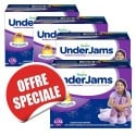 315 Sous-vêtements jetables Pampers Underjams - pour Filles L/XL sur Sos Couches