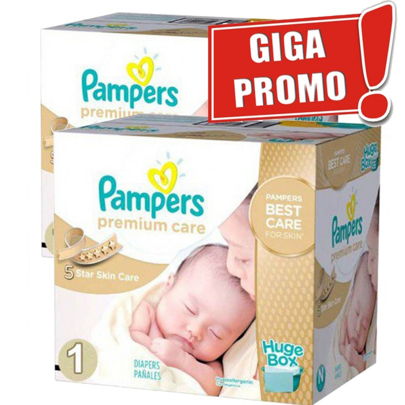 Achat 1012 couches pampers premium care taille 1 pas cher sur sos couches - Couches pampers taille 1 ...