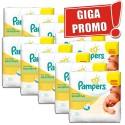 1000 Lingettes Bébés Pampers New Baby Sensitive sur Sos Couches