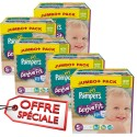 736 Couches Pampers Active Fit taille 5 sur Sos Couches