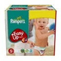 152 Couches Pampers Easy Up taille 5 sur Sos Couches