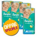 252 Couches Pampers Active Baby Dry taille 5 sur Sos Couches