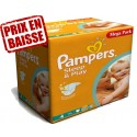 250 Couches Pampers Sleep & Play taille 4 sur Sos Couches