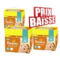 550 Couches Pampers Sleep & Play taille 4 sur Sos Couches