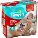 46 Couches Pampers Easy Up taille 4 sur Sos Couches