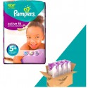 348 Couches Pampers Active Fit taille 5+ sur Sos Couches