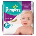 66 Couches Pampers Active Fit taille 4+ sur Sos Couches