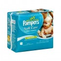 192 Lingettes Bébés Pampers Baby Fresh - 3 Packs de 64 sur Sos Couches
