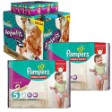 340 Couches Pampers Active Fit Pants taille 5 sur Sos Couches
