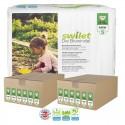 264 Couches bio écologiques Swilet Premium Care Pants taille 5 sur Sos Couches