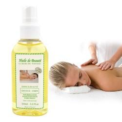 Huile de massage Corps, relaxation et bien être