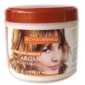 Masque capillaire à l'argan & camomille cheveux normaux sur Sos Couches