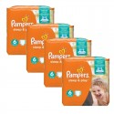 174 Couches Pampers Sleep & Play taille 6 sur Sos Couches