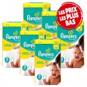 348 Couches Pampers Premium Protection taille 3 sur Sos Couches