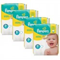 160 Couches Pampers Premium Protection - New Baby taille 5+ sur Sos Couches