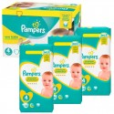 270 Couches Pampers New Baby - Premium Protection taille 4 sur Sos Couches