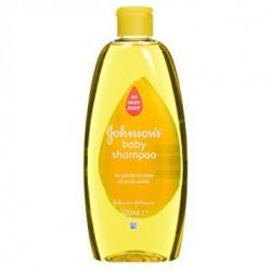 Shampooing doux bébé Johnson 300 ml