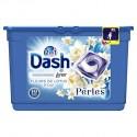 Dash Perles 19 Fleurs de Lotus & Lys 2en1 (501,6 gr) sur Sos Couches