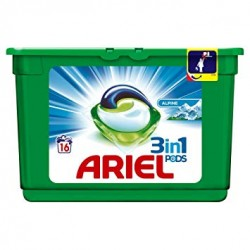 Ariel Pods 16 Original 3in1 (454,4 gr)