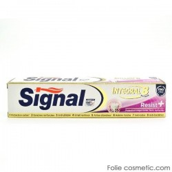 Dentifrice Signal Integral 8 Resist+
