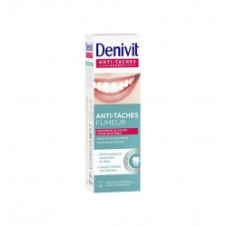 Dentifrice Denivit Anti-Taches Fumeur