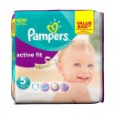 47 Couches Pampers Active Fit taille 5 sur Sos Couches