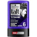 Taft Gel 300 ml Titane N°6 Tube sur Sos Couches