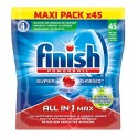 Finish Tabs 45 Powerball Super Charged All in 1 Max (734 gr) sur Sos Couches
