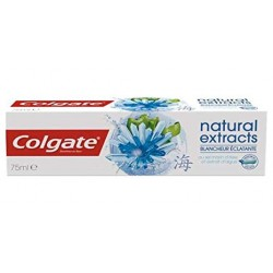Dentifrice Colgate Natural Extracts Blancheur Eclatante