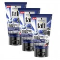 Lot de 3 Taft Gel 150 ml Electro Force N°15 sur Sos Couches