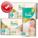 560 Couches Pampers Premium Care - Prima taille 4 sur Sos Couches