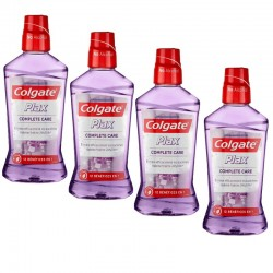 4 Dentifrices Colgate Complete Care