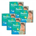 288 Couches Pampers Active Baby Dry taille 4+ sur Sos Couches