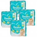 138 Couches Pampers Baby Dry taille 7 sur Sos Couches