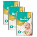 60 Couches Pampers Premium Care - Prima taille 3 sur Sos Couches