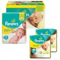 192 Couches Pampers New Baby Premium Protection taille 1 sur Sos Couches
