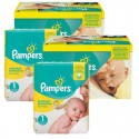 384 Couches Pampers New Baby Premium Protection taille 1 sur Sos Couches