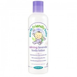 Lotion hydratante EFB - Earth Friendly Baby Bio à la Camomille