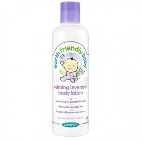 Lotion hydratante EFB - Earth Friendly Baby Bio à la Camomille sur Sos Couches