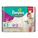 40 Couches Pampers Active Fit Pants taille 5 sur Sos Couches