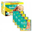 301 Couches Pampers New Baby Dry taille 2 sur Sos Couches