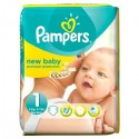56 Couches Pampers New Baby 1 sur Sos Couches