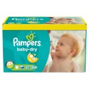 369 Couches Pampers Baby Dry taille 4+ sur Sos Couches