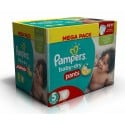 338 Couches Pampers Baby Dry Pants taille 5 sur Sos Couches