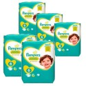 456 Couches Pampers New Baby Premium Protection taille 6 sur Sos Couches