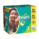812 Couches Pampers Baby Dry taille 3 sur Sos Couches