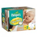 812 Couches Pampers Baby Dry taille 2 sur Sos Couches